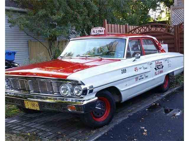 1964 Ford Custom 500 | 979686