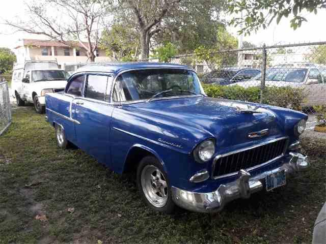 1955 Chevrolet 210 | 979691