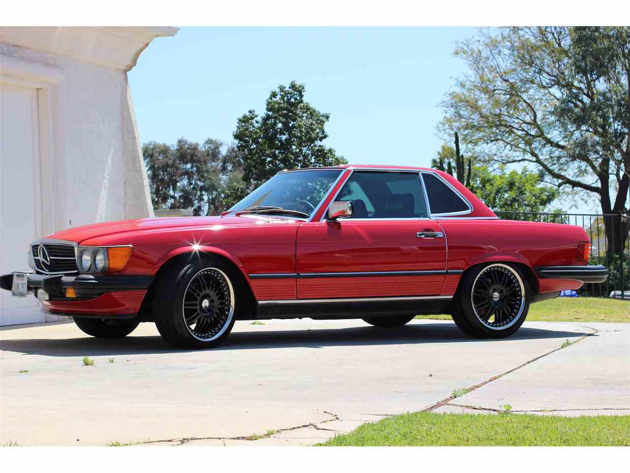 1988 Mercedes Benz 560sl For Sale Cc