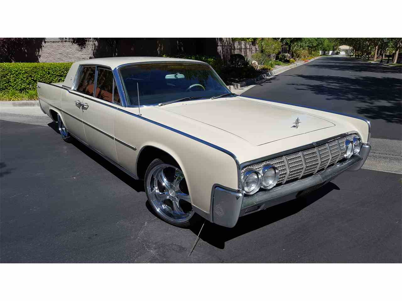 1964 lincoln continental for sale cc 979693. Black Bedroom Furniture Sets. Home Design Ideas