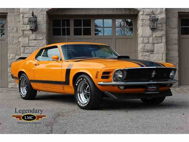 1970 Ford Mustang | 979705