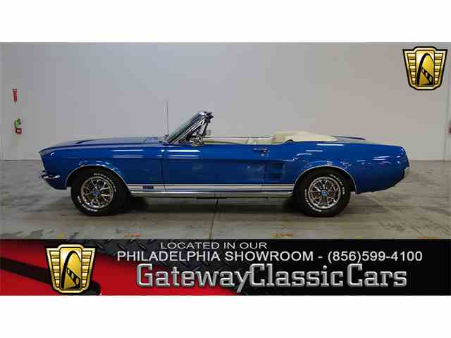 1967 Ford Mustang | 970971