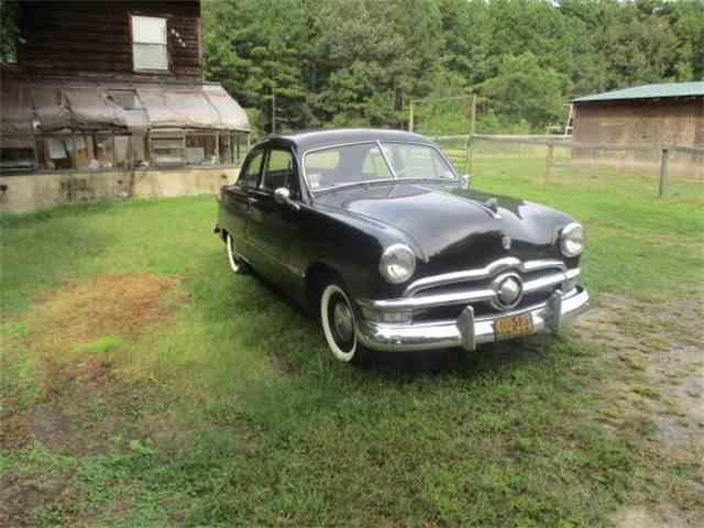 1950 Ford Custom Deluxe | 970973