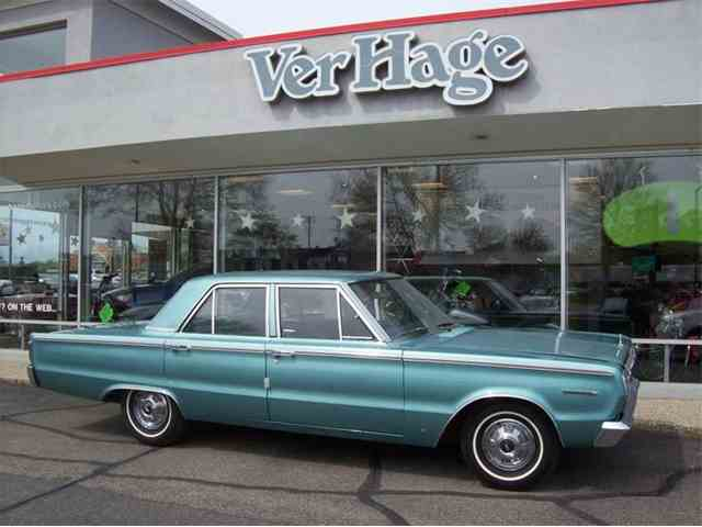 1967 Plymouth Belvedere II 4dr. | 979732