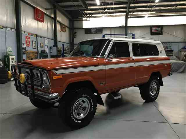 1976 Jeep Cherokee   970975