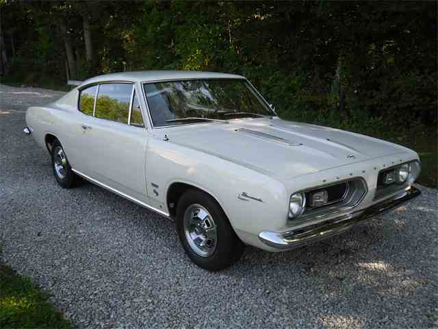 1967 Plymouth Barracuda | 979751