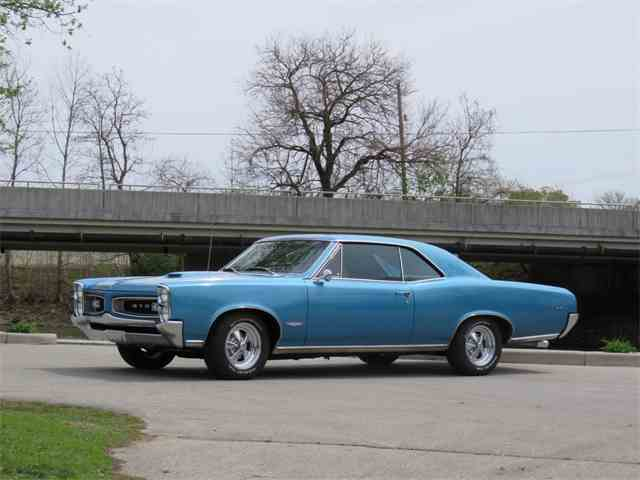 1966 Pontiac GTO | 979752