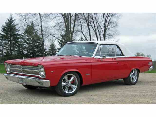 1965 Plymouth Satellite | 979758