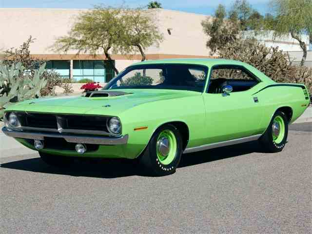 1970 Plymouth Cuda 440-6 Barrel | 979759