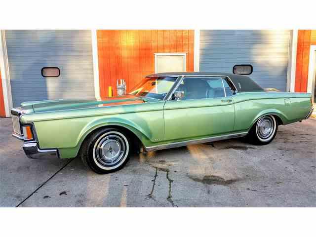 1971 Lincoln Continental Mark III | 979762