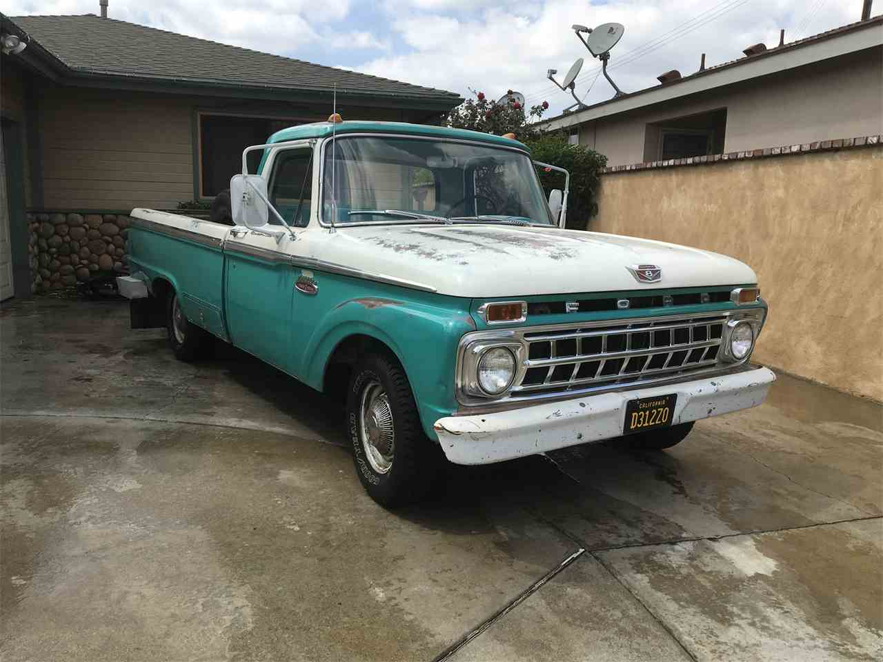 1965 ford f100 for sale cc 970977. Black Bedroom Furniture Sets. Home Design Ideas