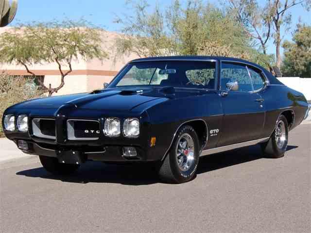 1970 Pontiac Gto For Sale On Classiccars Com 52 Available