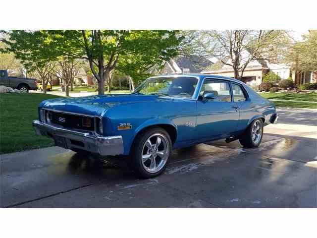 1973 Chevrolet Nova SS | 979778