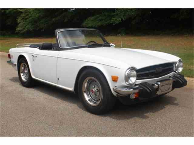 1975 Triumph TR6 | 979783