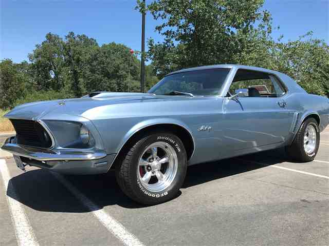 1969 Ford Mustang | 979791