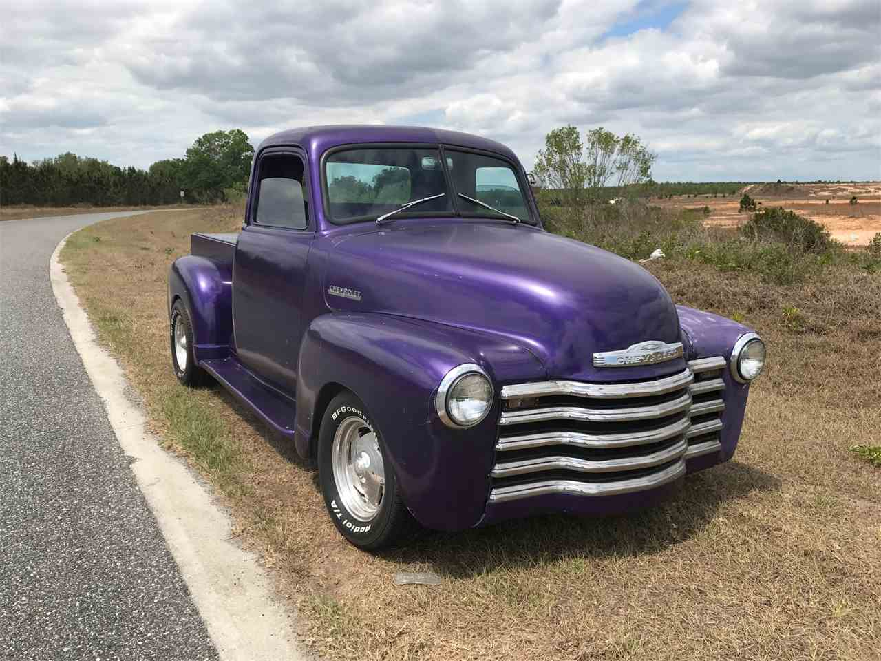 1949 Chevrolet Pickup for Sale | ClassicCars.com | CC-979792