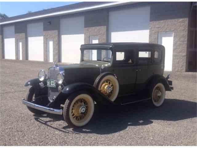 1931 Chevrolet Deluxe | 979807