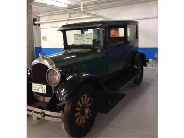 1925 Chrysler Model 70 | 979809