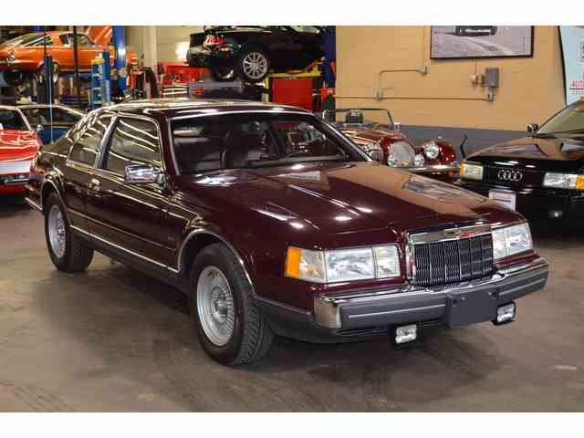 classic lincoln mark vii for sale on 2 available. Black Bedroom Furniture Sets. Home Design Ideas