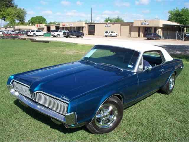 1967 Mercury Cougar | 979825