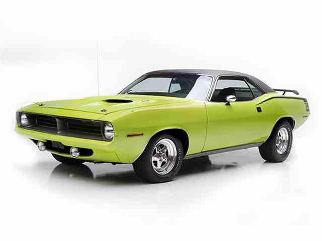 1970 Plymouth Cuda | 979842