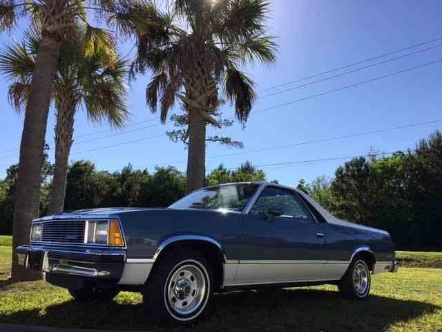 1981 Chevrolet El Camino | 979846