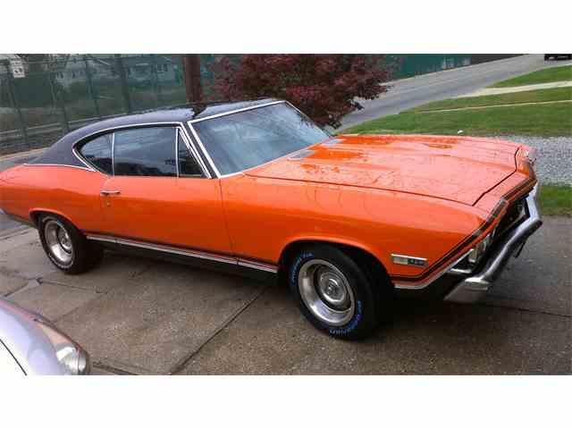 1968 Chevrolet Chevelle | 979856