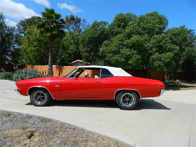 1969 Chevrolet Chevelle | 979860