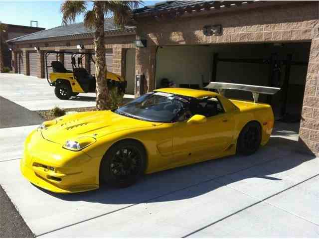 2003 Chevrolet Corvette LS7 Texas World Challenge Car | 979882