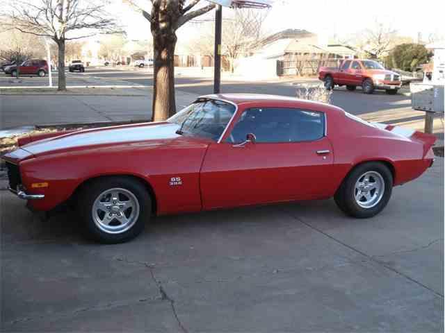 1972 Chevrolet Camaro | 979883