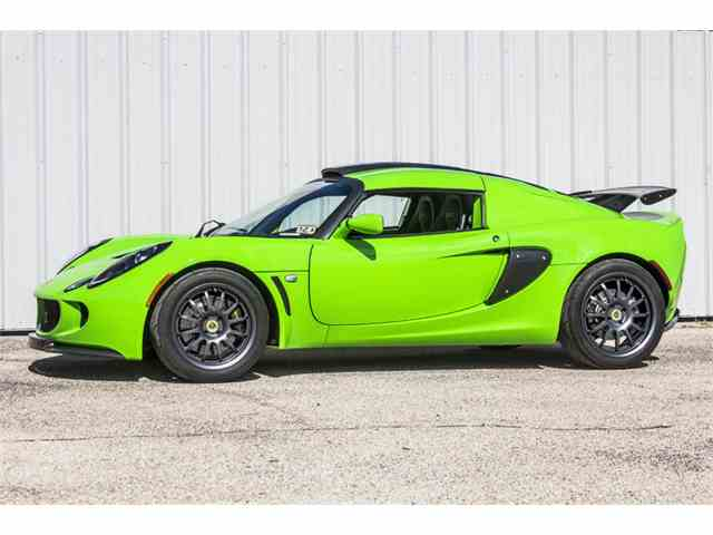 2009 Lotus Exige S260 Sports Coupe | 979890