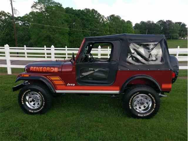 1984 Jeep CJ7 | 979894