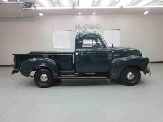 1951 Chevrolet 3100 | 979899