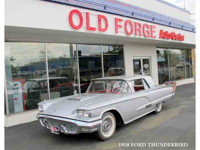 1958 Ford Thunderbird | 979904