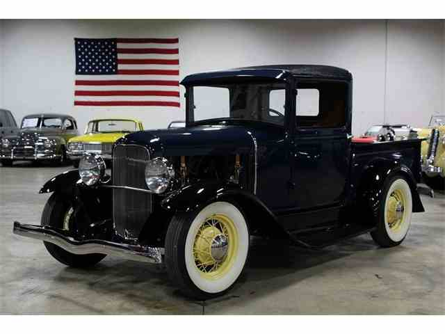 1931 Ford Model A | 979911