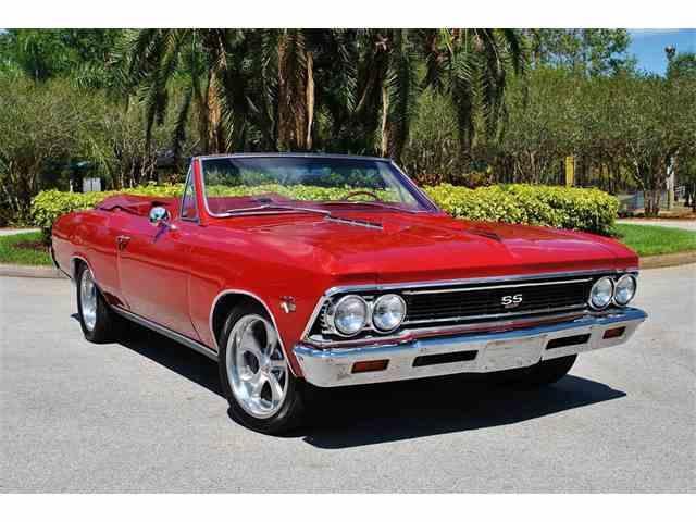 1966 Chevrolet Chevelle SS | 979913