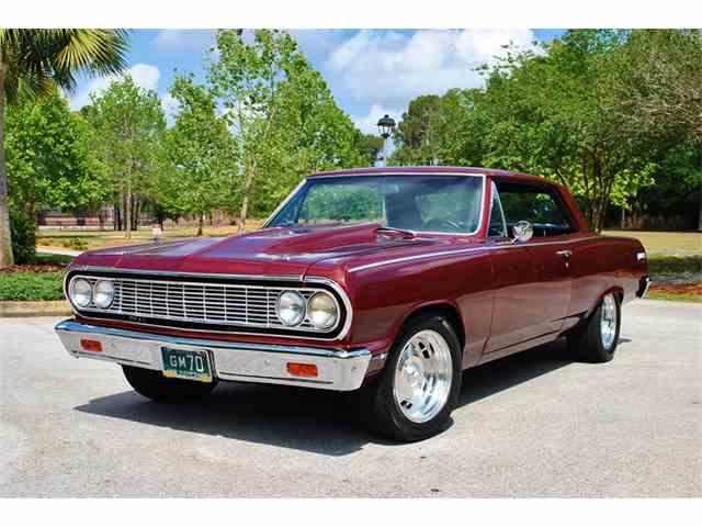 1964 Chevrolet Malibu | 979914