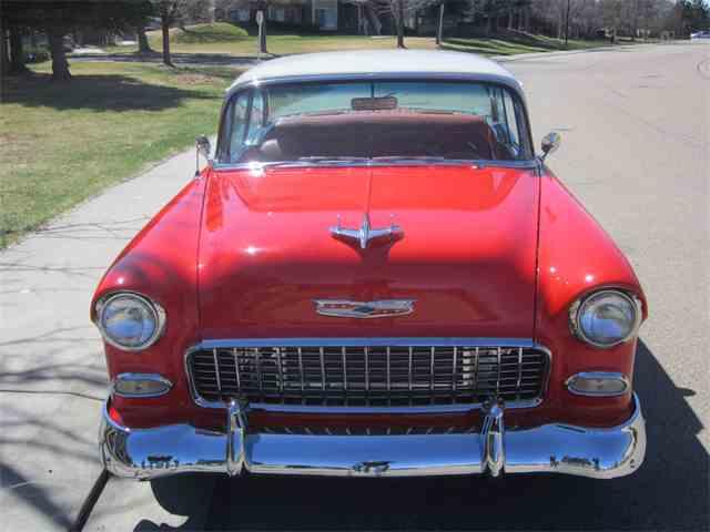 1955 Chevrolet Bel Air | 970992