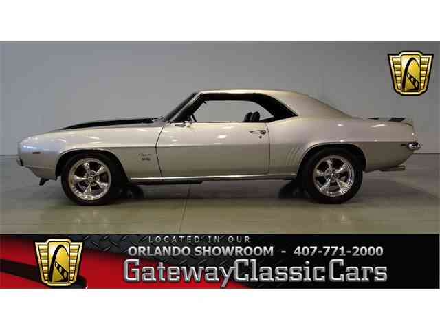 1969 Chevrolet Camaro | 979923