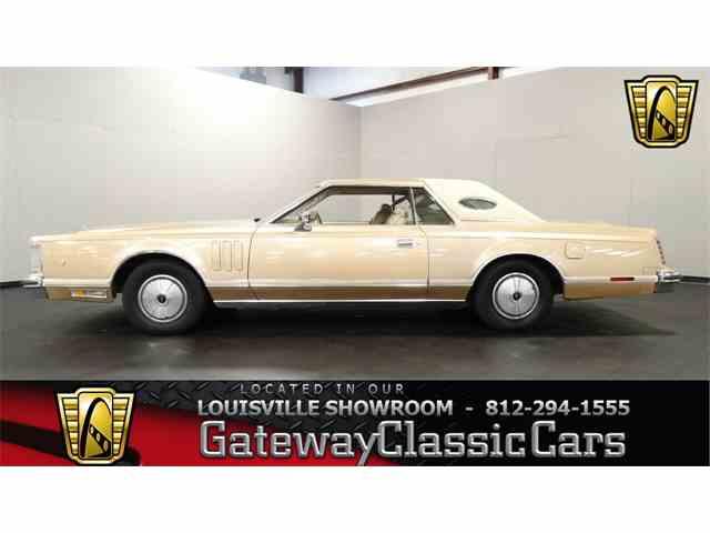 1979 Lincoln Continental | 979925