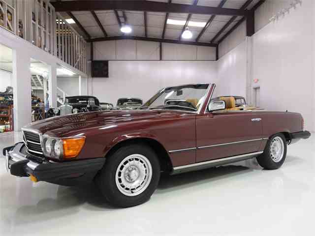 1985 Mercedes-Benz 380SL | 970993