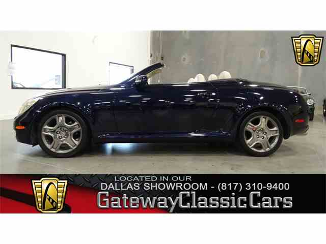 Picture of '07 Lexus SC400 Offered by Gateway Classic Cars - Dallas - L04B