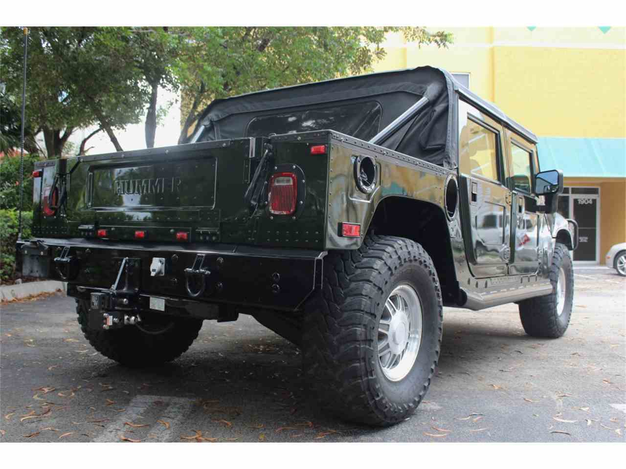 2003 hummer h1 for sale classiccars cc 979934 photo 7 vanachro Gallery