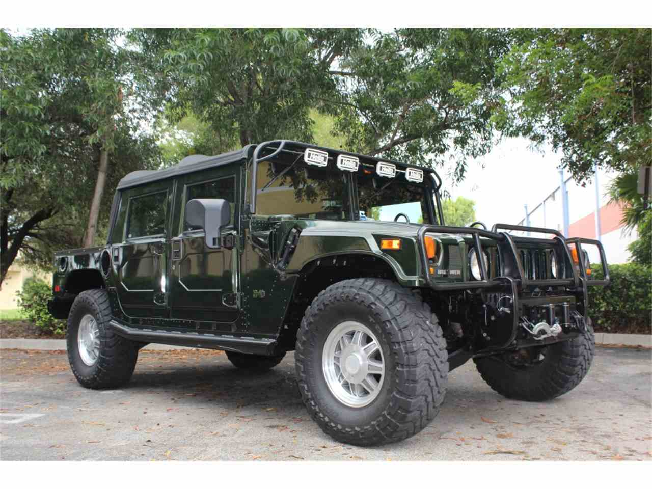 Classic hummer h1 for sale on classiccars 17 available 2003 hummer h1 979934 vanachro Image collections