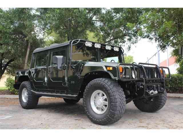 2003 Hummer H1 | 979934