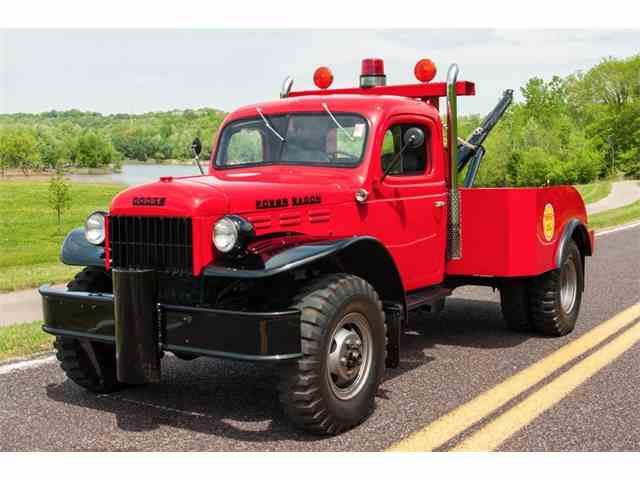 1942 Dodge Power Wagon Tow Truck | 979937