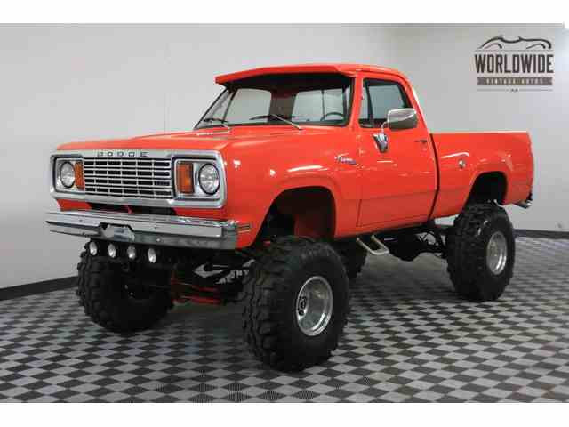 1977 Dodge Power Wagon | 979943