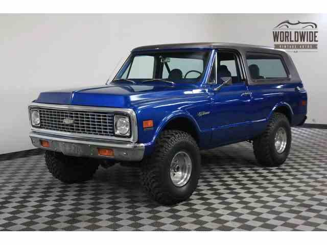 1971 Chevrolet Blazer | 979945