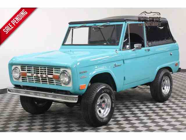 1969 Ford Bronco | 979948