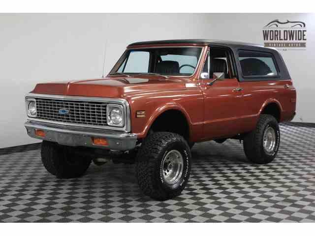 1972 Chevrolet Blazer | 979951